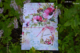 Papiernictvo - Receptárik - rastlinky IV. - 12274046_