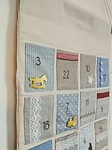 Dekorácie - Adventný kalendár no.2 - 12273018_