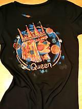 Tričká - Queen - 12273512_