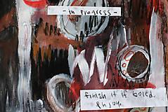 Kresby - maľba IN PROGRESS . dokonči ho sám :) - 12274926_