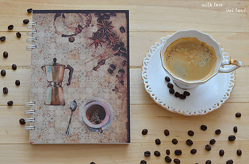 Receptárik - coffee IV.