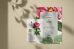 Papiernictvo - svadobné oznámenie 028 - 12278722_