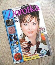 """Návody a literatúra - Časopis """"Dorotka"""", č. 01/2001 - 12280143_"""