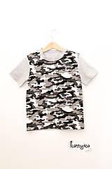 Detské oblečenie - Chlapčenské tričko - 12279140_
