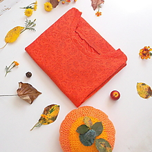 Mikiny - dámska mikina Pumpkin - 12282043_
