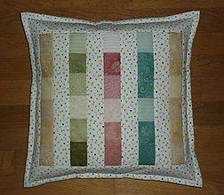 Úžitkový textil - Obliečka na vankúšik (č. 2) - 12282808_