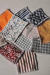 Úžitkový textil - Odličovacie tampóny  - 12283191_