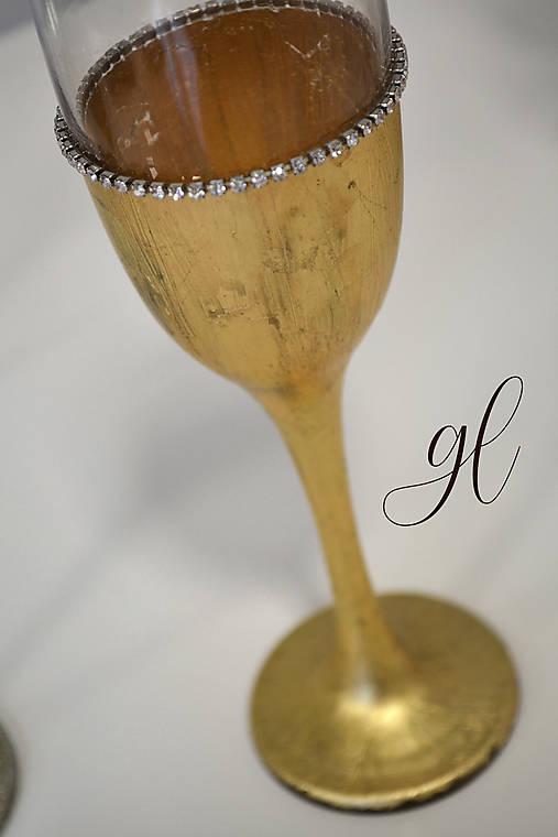 Svadobný pohár exklusiv kráľovský