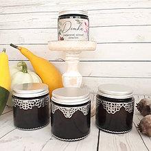 Svietidlá a sviečky - Aromaterapia sviečky zo sójového vosku 230g - 12284609_