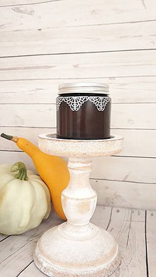 Svietidlá a sviečky - Dažďový prales - sójová sviečka 230g - 12285645_