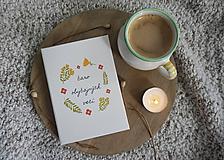 Papiernictvo - Zápisník (A6) - Čaro obyčajných vecí - 12284251_