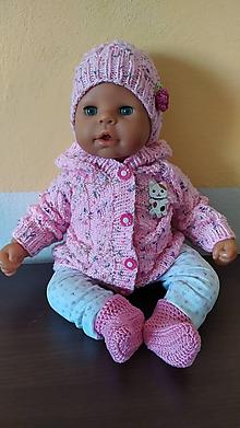Hračky - Zarka oblečenie pre bábiku. - 12286794_