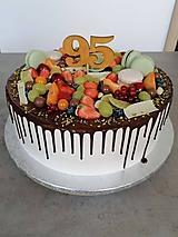 Zápich do torty - číslo