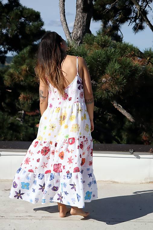 Šaty - Šaty Divoká lúka - 12288942_