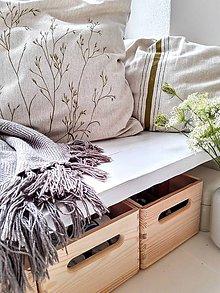 Úžitkový textil - Vankúš trávy - 12290211_