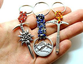 Kľúčenky - Cepíny+hory - kľúčenky - 12292486_