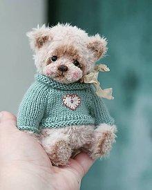 Hračky - Medvedík Richard  - 12292153_