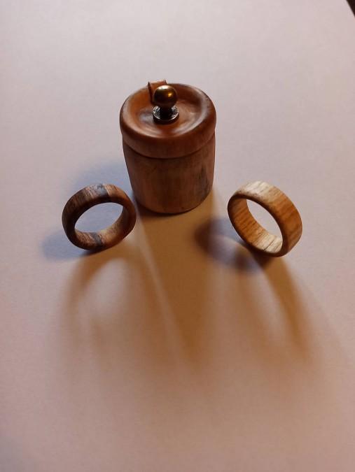 Truhlička na prsteň