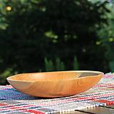 Nádoby - miska z dubového dreva - 12293482_