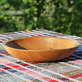 Nádoby - miska z dubového dreva - 12293486_