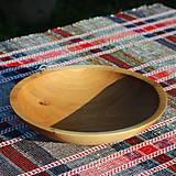 Nádoby - miska z dubového dreva - 12293487_