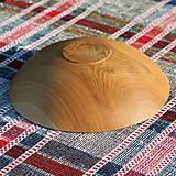 Nádoby - miska z dubového dreva - 12293530_