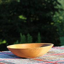 Nádoby - miska z dubového dreva - 12293430_