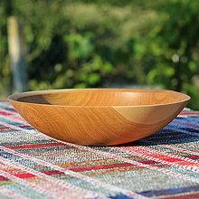 Nádoby - miska z dubového dreva - 12293527_
