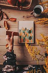 Papiernictvo - Jesenné zápisníky II. - 12293399_