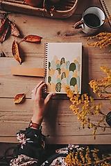 Papiernictvo - Jesenné zápisníky II. - 12293401_