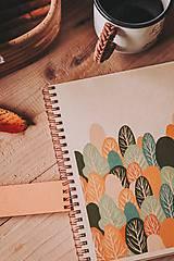 Papiernictvo - Jesenné zápisníky II. - 12293403_