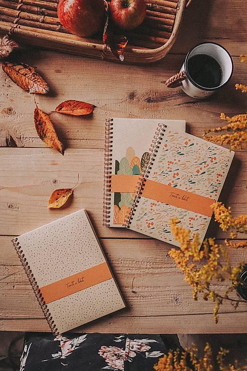 Papiernictvo - Jesenné zápisníky II. - 12293396_