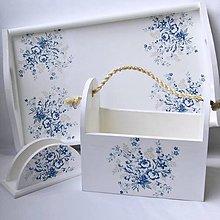 Nádoby - Kolekcia Sandy blue - 12299321_