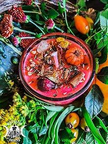 Svietidlá a sviečky - MABON- VYPREDANÉ - 12299008_