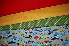 Textil - metráž autá - 12299747_