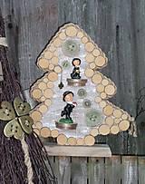 Dekorácie - Stromček pre šťastie... - 12302426_