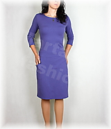 Šaty - Šaty volnočasové vz.608 (nové barvy) - 12300051_