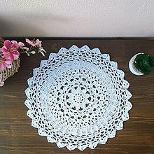 Úžitkový textil - Grandma's Lace - 12302582_