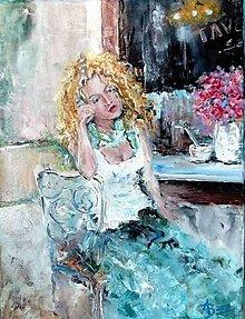 Obrazy - Café bar - 12300546_