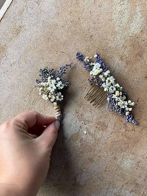 """Kvetinový hrebienok """"tak krásne mi..."""""""