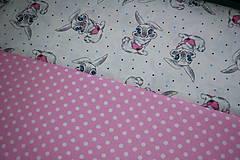 Textil - zajkovia - 12302659_