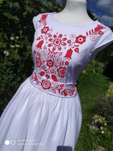 Šaty - Svadobné šaty - 12299902_
