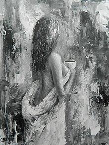 Obrazy - MORNING CAFÉ - 12305920_