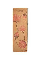 Nezaradené - Korková podložka na cvičenie - Lotusy - 12305538_