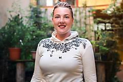 Mikiny - Dámska mikina In Vino - 12304665_