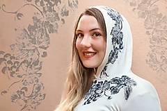 Mikiny - Dámska mikina In Vino - 12304708_