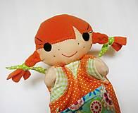 Hračky - Maňuška Pippi - 12307087_