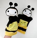 Hračky - Maňuška včielka - na objednávku - 12309045_