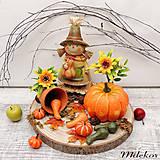 Dekorácie - Jesenná dekorácia - 12307038_