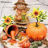 Dekorácie - Jesenná dekorácia - 12307043_